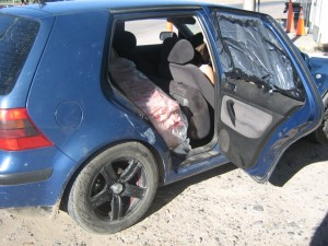 decomiso en auto
